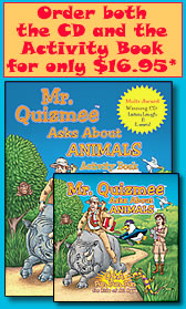 Order both the CD and the Activity Book for only $16.95*